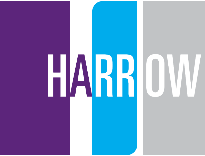 HARROW vector logo
