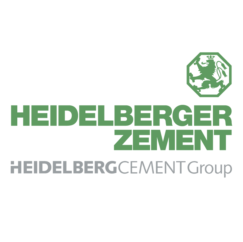 Heidelberger Zement vector
