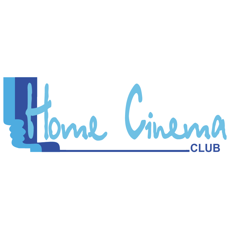 Home Cinema Club vector