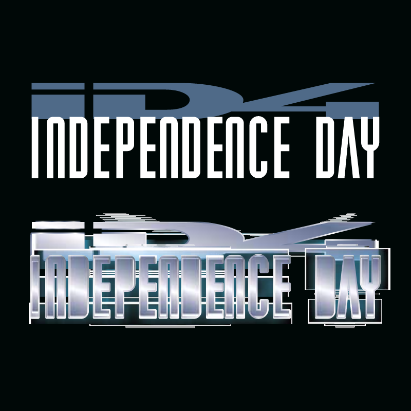 Independence Day vector