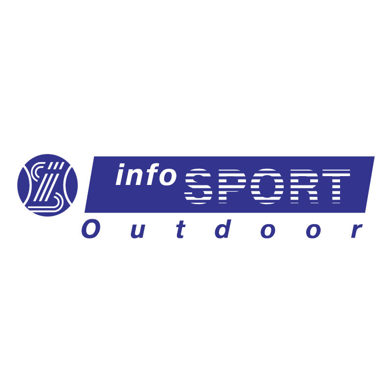 infoSPORT outdoor vector