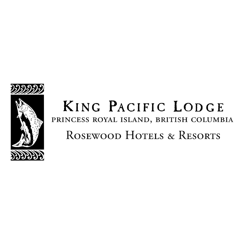 King Pacific Lodge vector