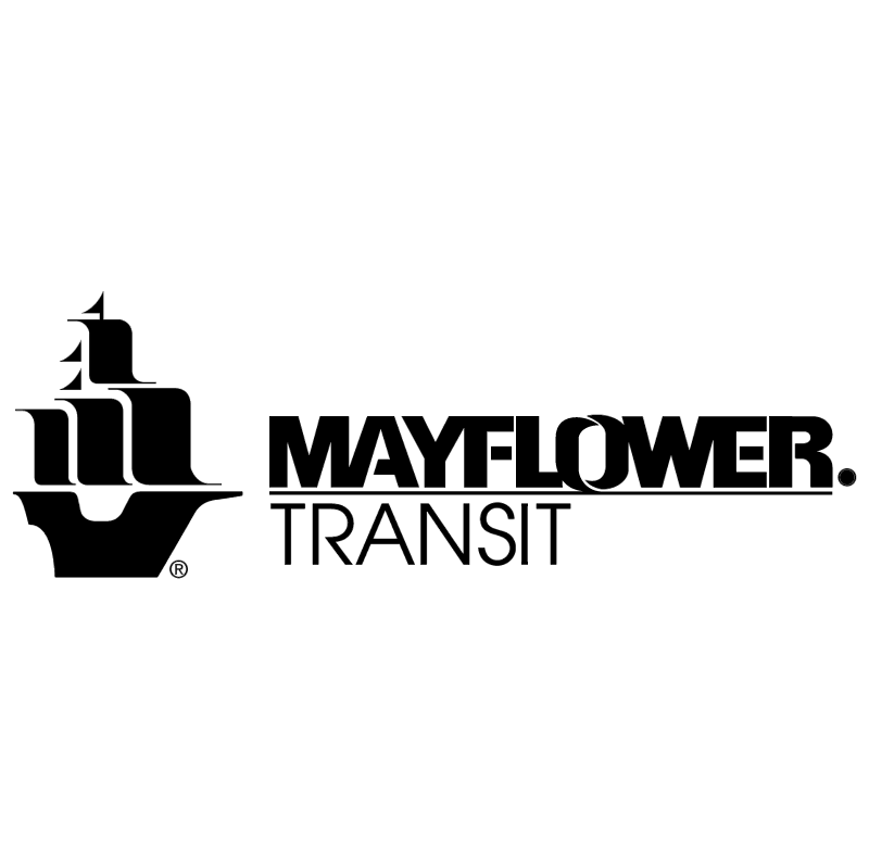 Mayflower Transit vector