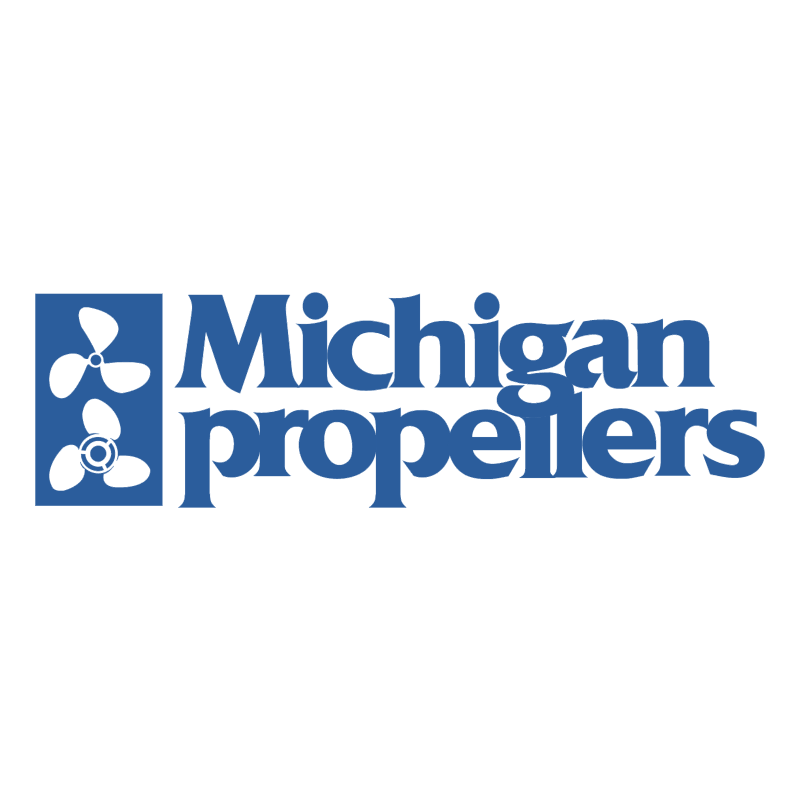 Michigan Propellers vector logo