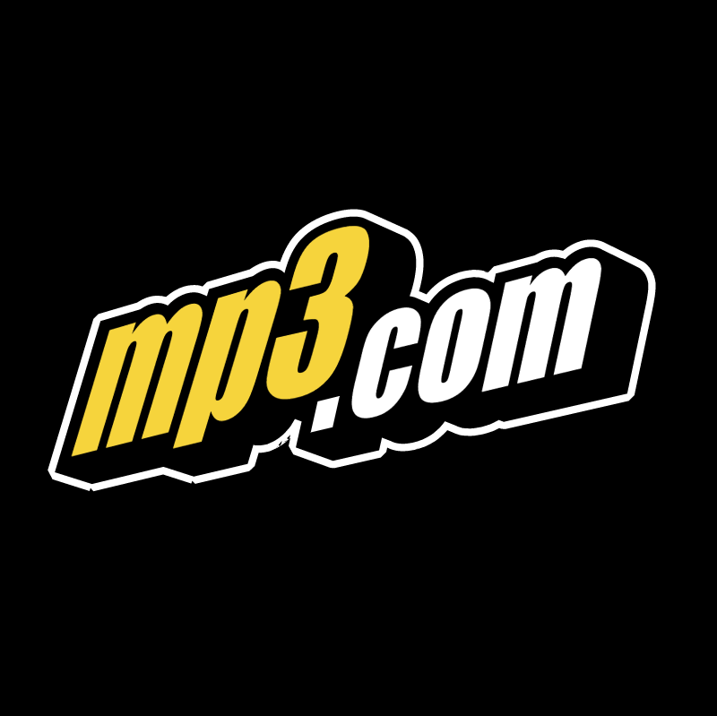 mp3 com vector logo