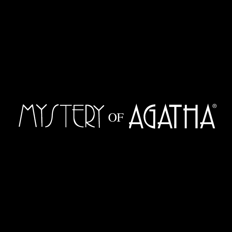 Mystery Of Agatha vector logo