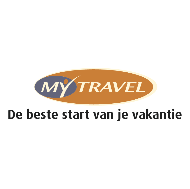 MyTravel vector logo