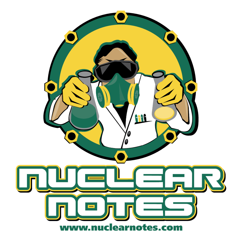 Nuclear Notes vector