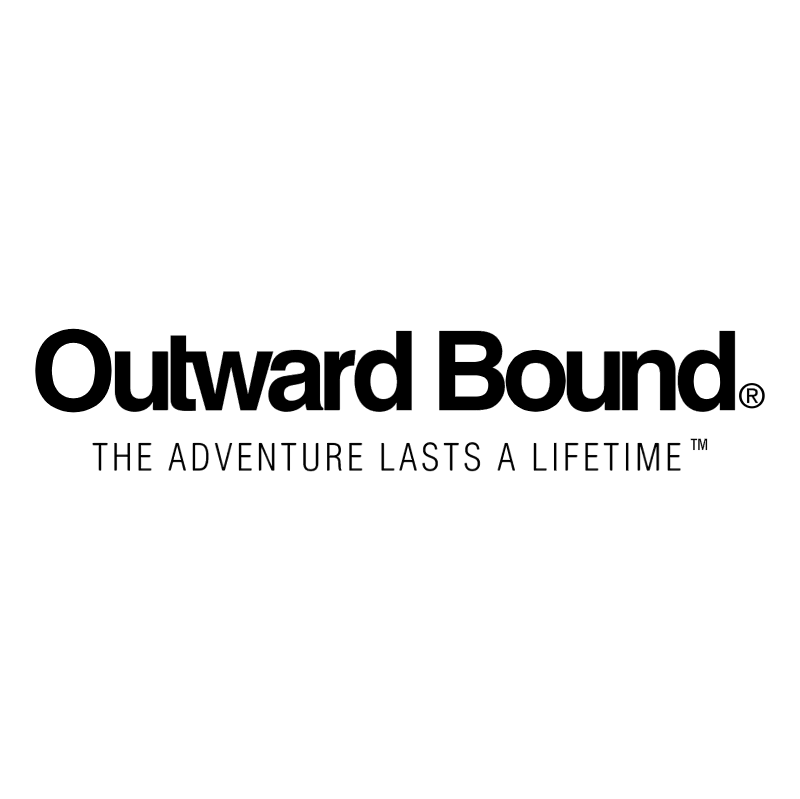 Outward Bound vector