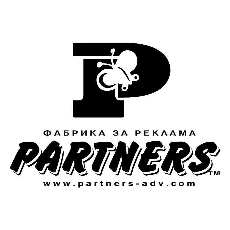 Partners vector logo