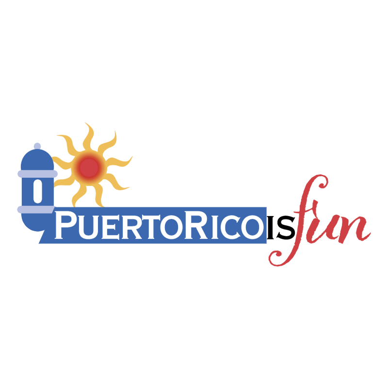Puerto Rico is fun vector