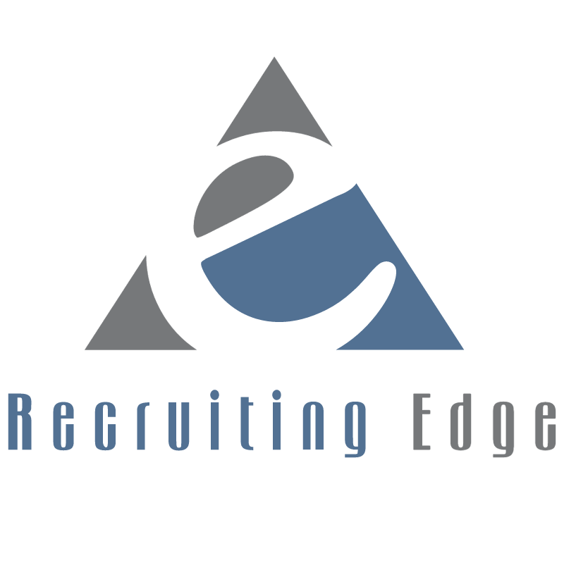 Recruiting Edge vector