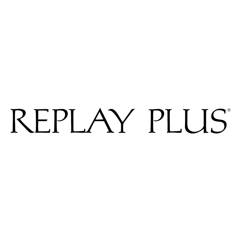 Replay Plus vector