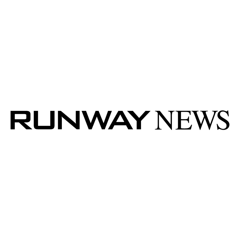 Runway News vector logo