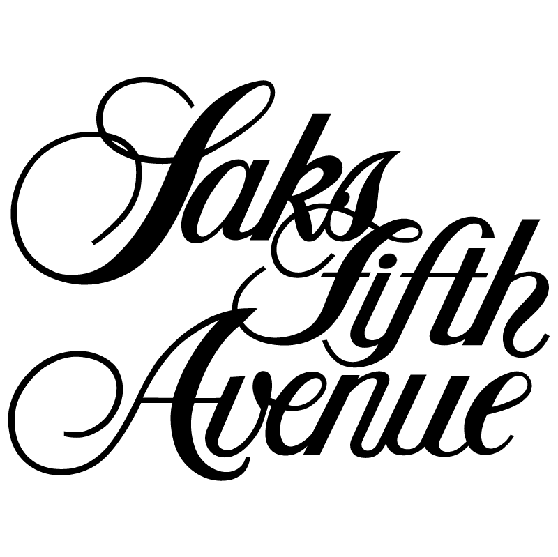 Saks Fifth Avenue vector