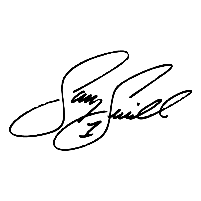 Sammy Swindell Signature