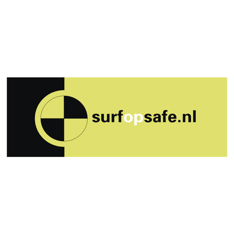 Surfopsafe nl vector logo