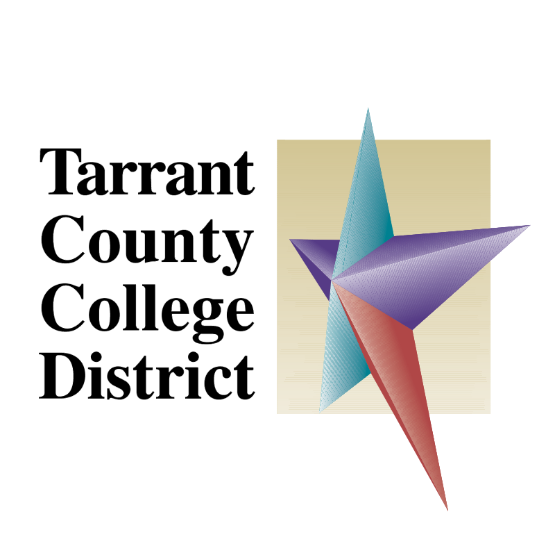 Tarrant County College vector logo
