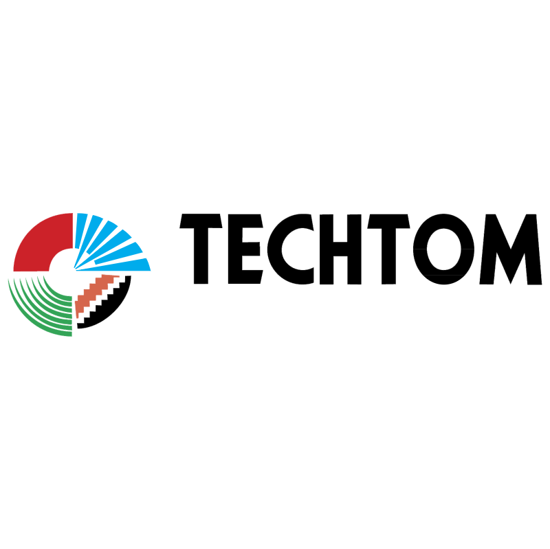 Techtom vector logo