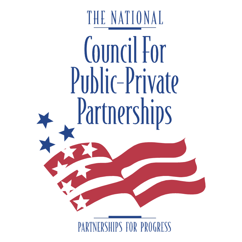 The National Council For Public Private Partnerships vector