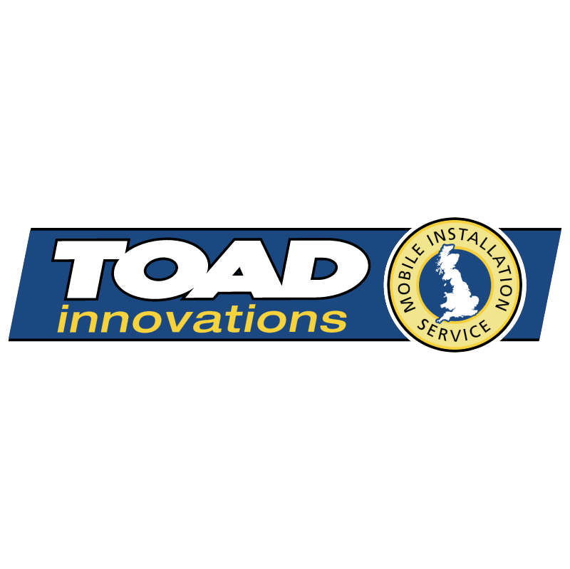 TOAD innovations vector logo