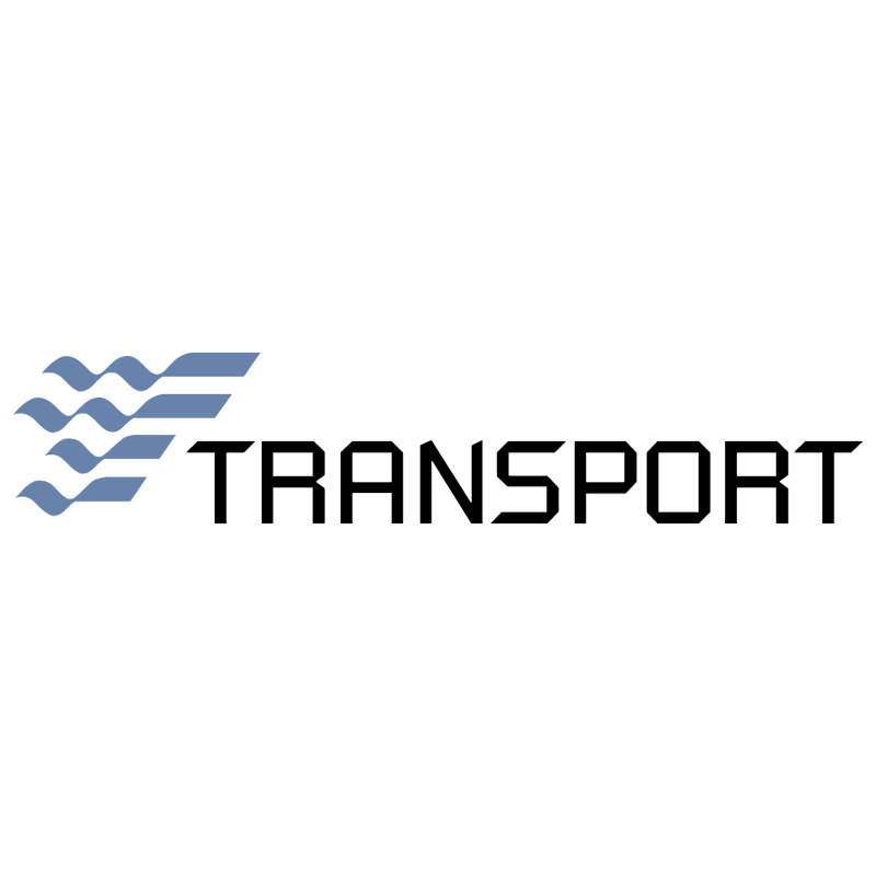 Transport vector logo