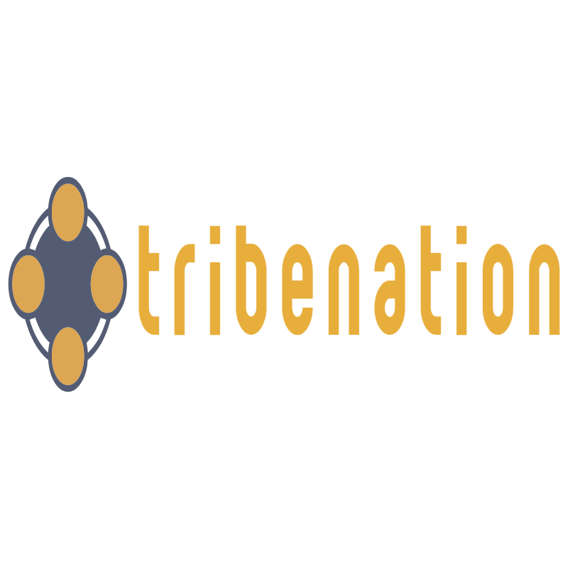 Tribenation vector logo