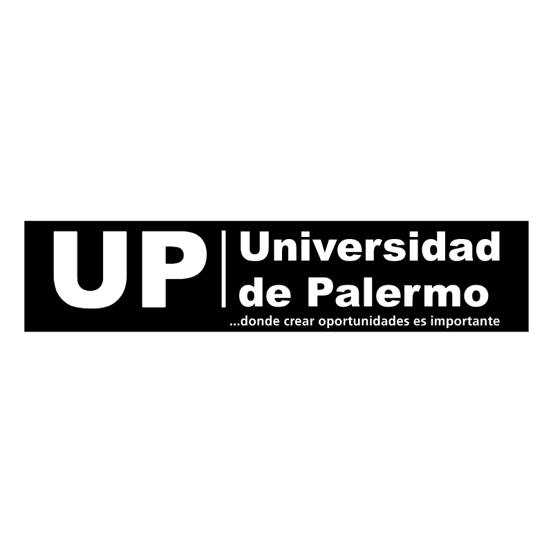Universidad de Palermo vector