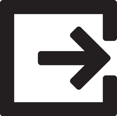 Exit Right vector logo