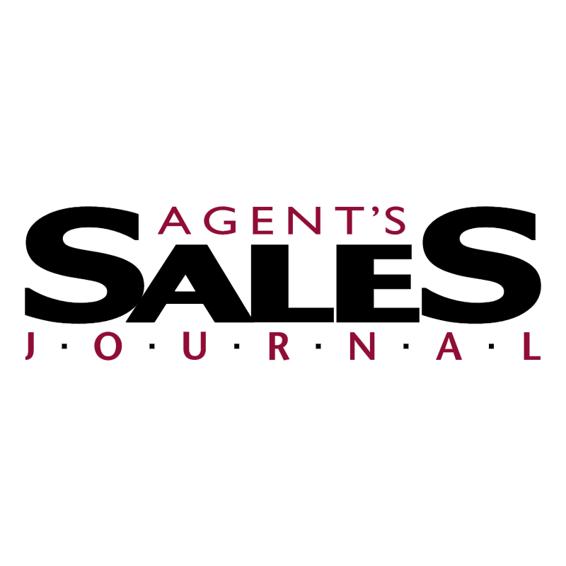 Agent's Sales Journal 81019 vector