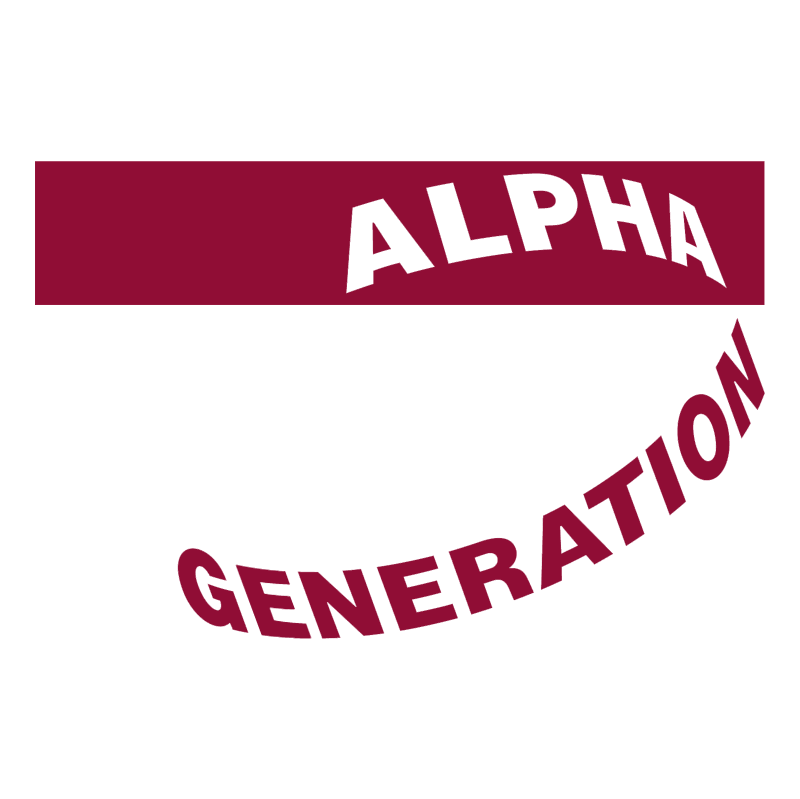 Alpha Generation 71421 vector