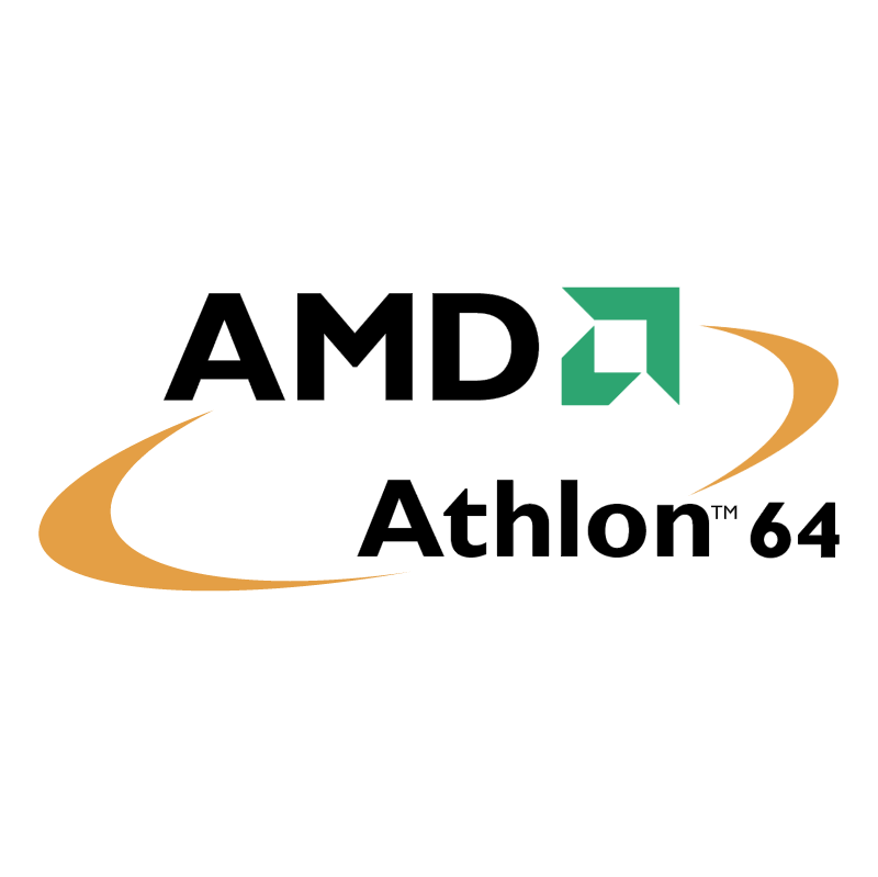 AMD Athlon 64 Processor 70080 vector