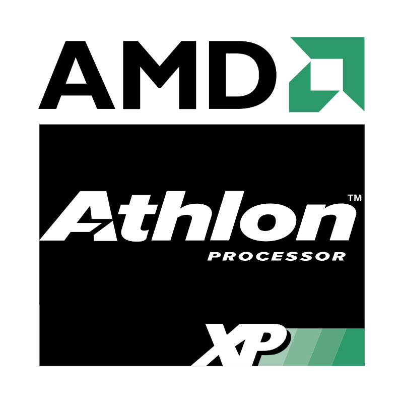 AMD Athlon XP Processor vector