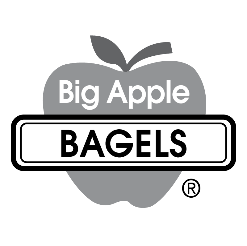 Bagels vector logo