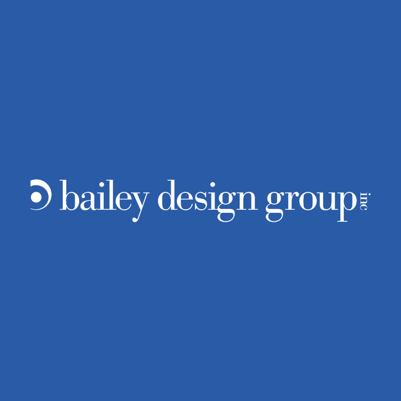 Bailey Design Group 59205 vector logo