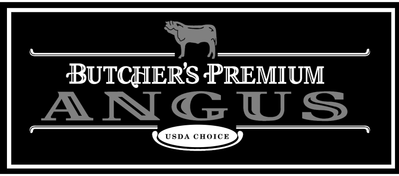 BUTCHERS PREMIUM vector