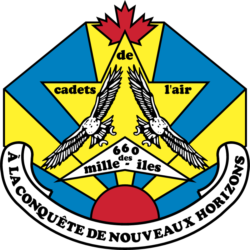 Cadets de l'air logo vector