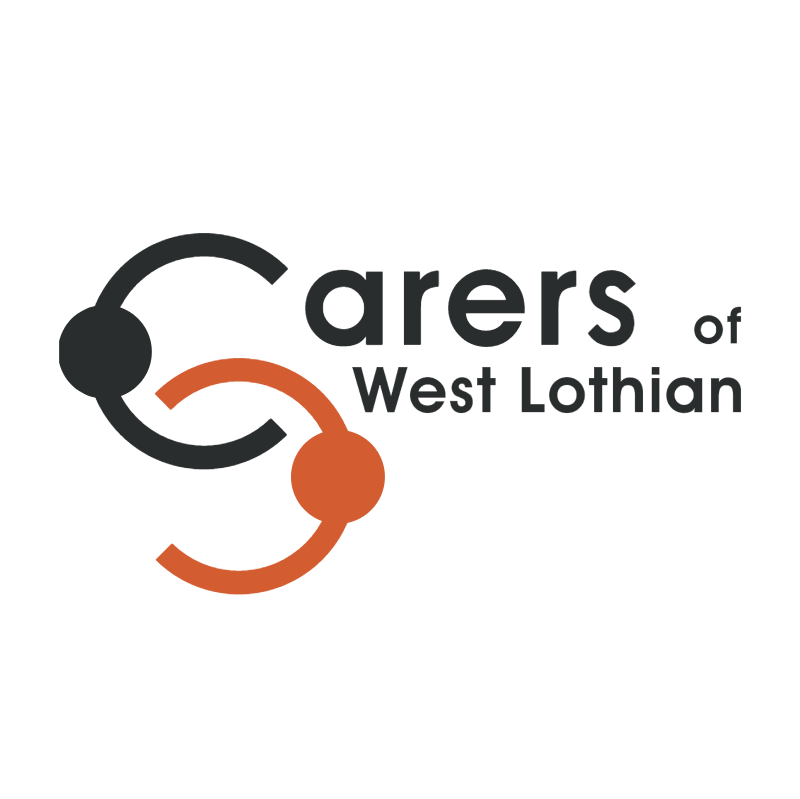 Carers of West Lothian vector