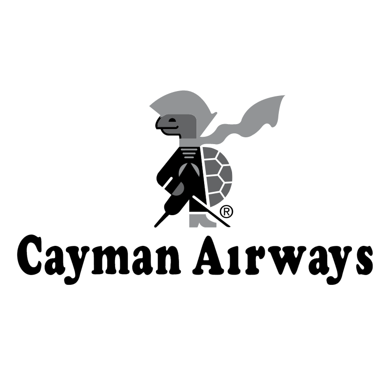 Cayman Airways vector