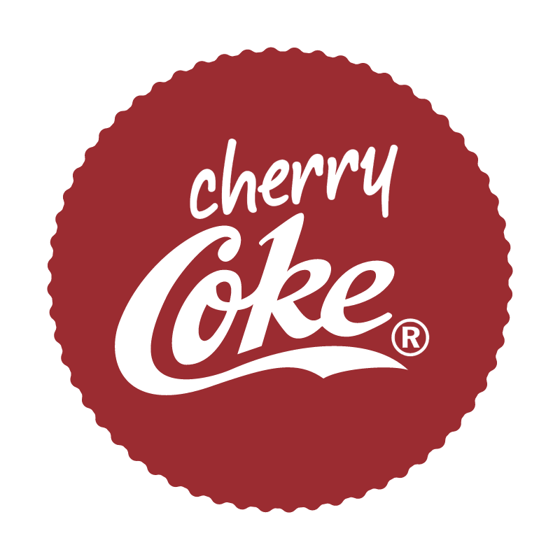 Cherry Coke vector