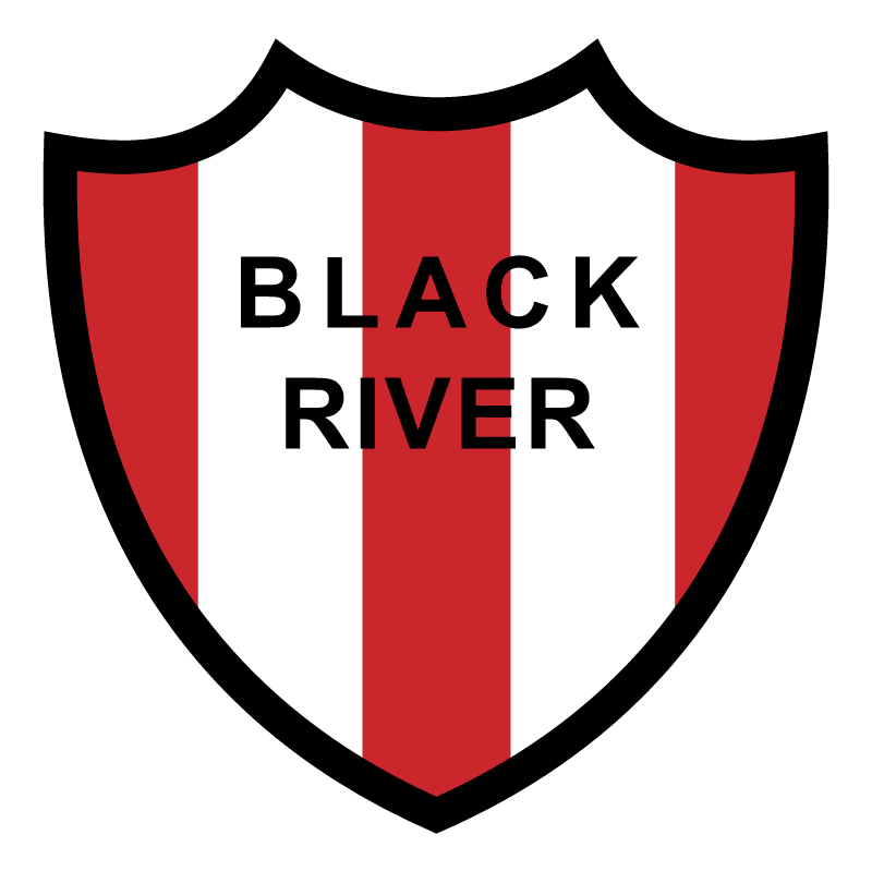 Club Black River de Gualeguaychu vector