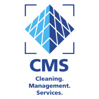 CMS Cleaning Management Services vector
