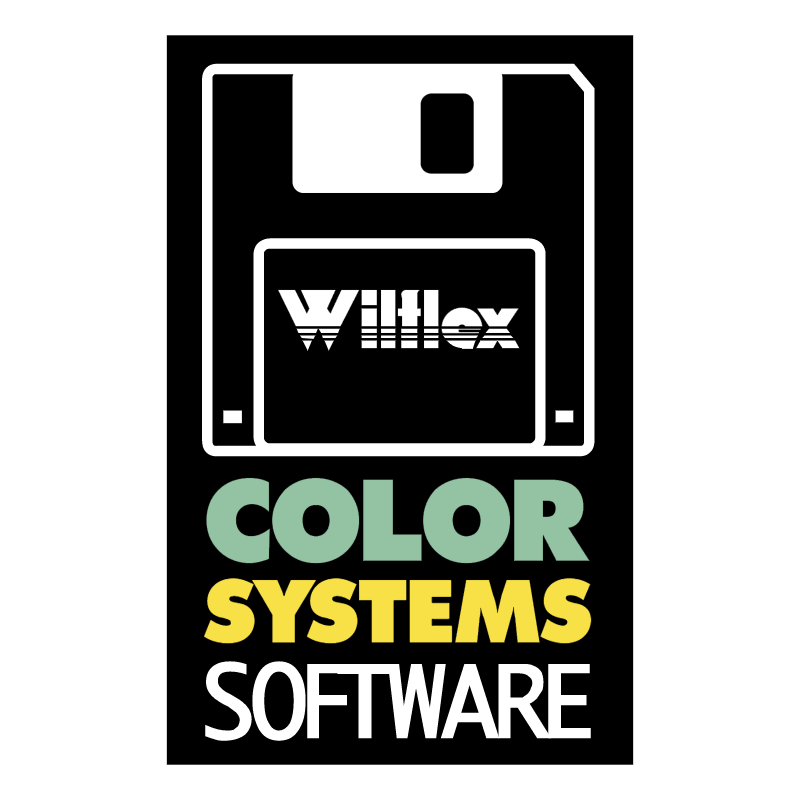 Color Systems Software vector