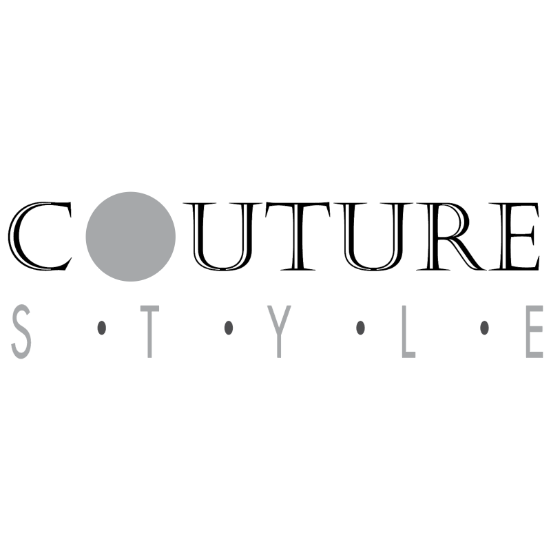 Couture Style 4613 vector