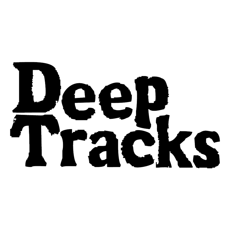 Deep Tracks vector