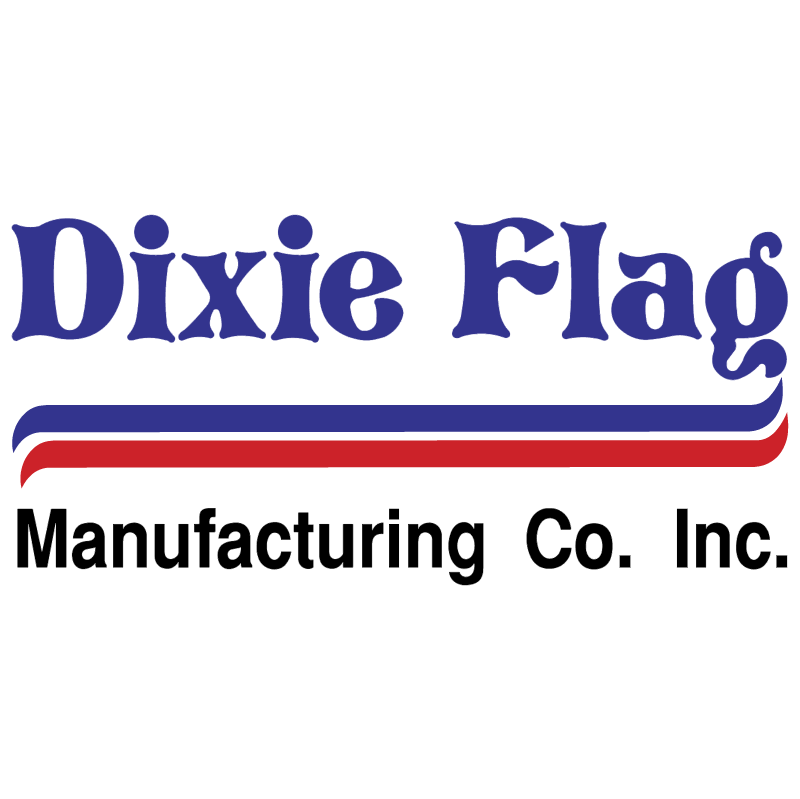 Dixie Flag Manufacturing vector