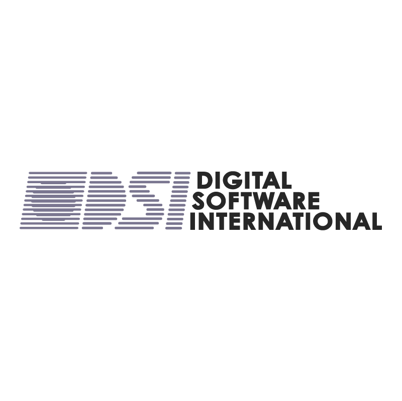 DSI Digital Software International vector
