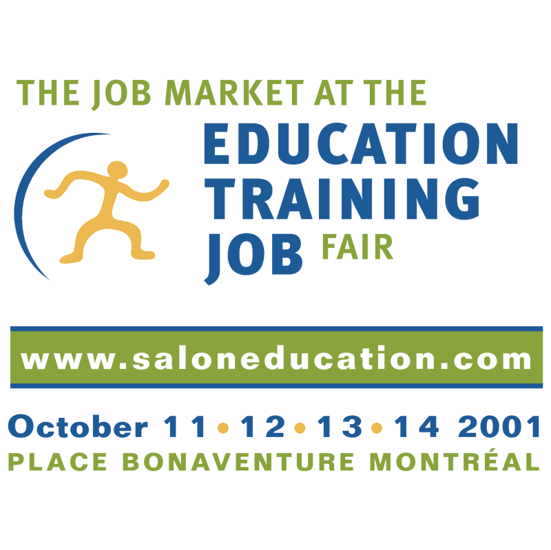 Education Traning Job Fair vector