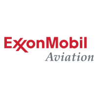 ExxonMobil Aviation vector