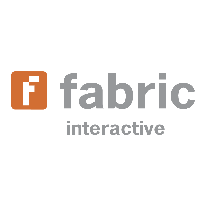Fabric Interactive vector logo